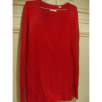 Sweater Ayres - Color Rojo T. S