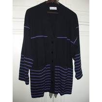 Pullover Sweater Christian Dior - Negro 80% Lana- 20% Conejo