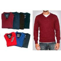 Sweater Bremer Escote V Panther (15001)