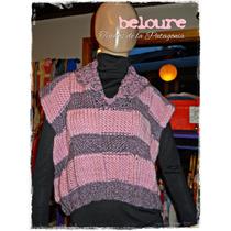 Chaleco - Sweater Sin Mangas - Tejido
