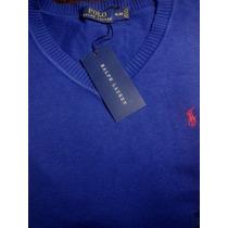 Sweaters De Hilo Polo Ralph Lauren 100% Originales