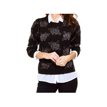Sweater Con Lurex Ona Saez