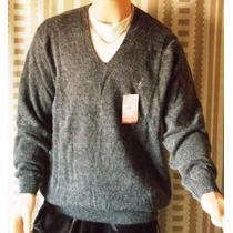 Sweater P/hombre Mauro Sergio, De Pelo - Oferta Imperdible!!