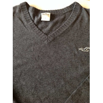 Sweater Pulover Hollister Hombre Importado Usa