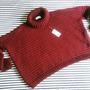Tejidos Artesanales A Crochet: Sweater Corto!