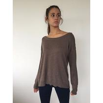 Sweater Blusa Buzo Remera Manga Larga Calidad Indira