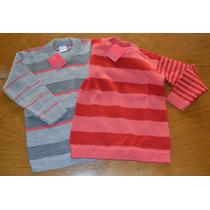 Sweater Rayado Risata 2 Colores 2-8 Little Treasure
