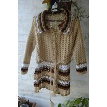 Sweaters Y Sacos Tejidos A Mano Talle M Y L