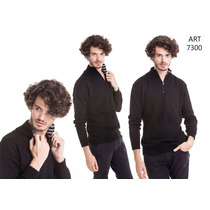 Sweater Medio Cierre - Danilan