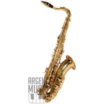 Saxo Tenor Clef Gold 150 + Kit De Accesorios Más Completo!