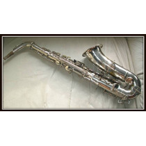 Unico! Saxo Alto L. Billadout Paris France 1900 + Boquilla +