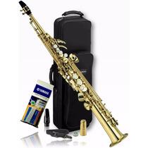 Saxo Soprano Yamaha Yss-475 Il !!! Distribuidor Oficial