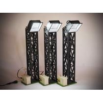 Torre De Iluminación Para Pistas Scalextric Y Tipo Slot