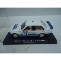 Bmw M3 E30 Tour De Corse 1987 1/32 Fly Scalextric Slot