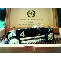 Miller Front Drive 1928 Indy Record Fast Lap. Slot Kit & Rtr