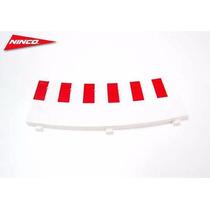 Ninco 10209 6 X Borde Interno Curva Exterior 1/32 Para Pista