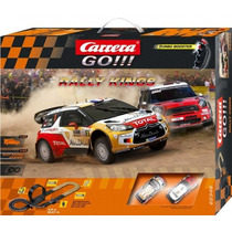 Pista De Carreras Rally Kings Carrera Go!! Licencia Original