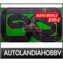 Pista Autos Scalextric 3 Vias Completa Equipo Super Pro!!!