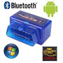 Scanner Auto Mini Elm 327 Bluethoot