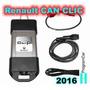 Scanner Automotriz Renault Can Clip V1.46 + Autodata + 5 Dvd