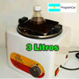 Batea Ultrasonido 3l Con Calefactor Pitarch T1370 + 5 Dvd +