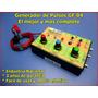 Generador De Pulsos Gf-04 Cea Mod. 2016 + Videos + Manuales