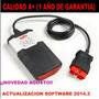 Scanner Delphi Ds150 ( No Autocom) Ultima Version! El Mejor!