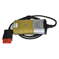 Delphi Ds150 E Oro Autocom Scanner Multimarca Autos Y Camion