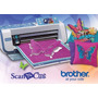 Brother Cm 550 Scan N Cut Plotter De Corte Hogareño
