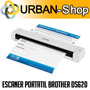 Escaner Brother Ds-620 Portatil Usb Pdf Ocr 8ppm Windows Mac