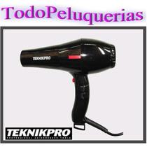 Secador De Pelo Profesional Teknikpro 2800 Turboplus Elite