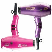 Secador Pelo Profesional Parlux 385 Power Light Iónico 2150w
