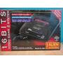Video Juego Consola Sega Allien 16 Bits Caja Cerrada