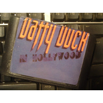 Juego De Sega-duffy Duck In Hollywood-perf Estado.