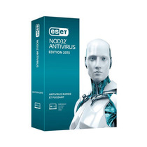 Eset Nod 32 Antivirus 2015 3 Pc Licencia Digital