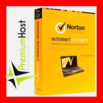 Norton Internet Security Español Ultima Version 1 Año 1 Pc
