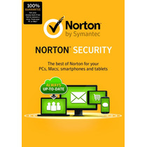 Norton Security Licencia Original 10 Meses X 1 Dispositivo