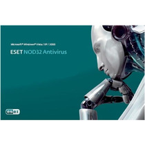 Nod32 Eset Antivirus Legal Original 2 Años Ver Home 4 Equip