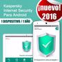 Kaspersky Internet Security Para Android. Celulares Y Tablet