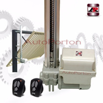 Automatización Portón Levadizo Automático Seg Distribuidor