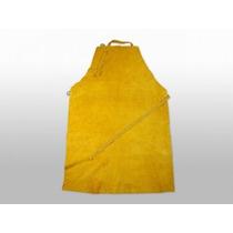 Delantal Descarne Cuero Amarillo Mejor Precio Y Calidad