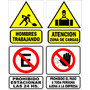 Carteles-señalización Industrial / Prohibido/matafuego Etc.