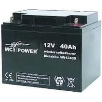 Bateria Gel 12 Volt 40 Amp