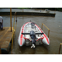 Viking 5,2 Con Yamaha Detl 50 Hp 4 Tiempos Ecologico Oportu