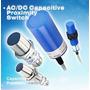 Sensor Capacitivo Sn: 2-8mm Ajustable 10-30vdc M18 Na-nc Pnp