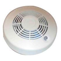 Detector De Humo 9v Alarma Sonora Facil Instalacion