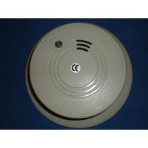 Sensor De Humo Coneccion De 4 Cables