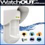 Sensor Movimiento Exterior Antimascotas 2 Pir Mw Rk315 Risco