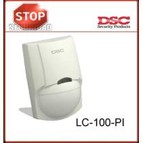Sensor Movimiento Detector A/mascotas Pir Alarma Dsc Lc100