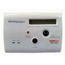 Detector Dual Gas Y Monóxido De Carbono 220v Inteligengas